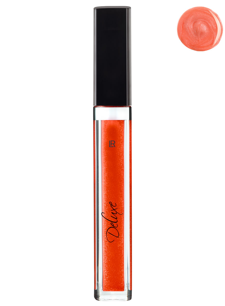 Deluxe High Impact Lipstick Camney Red » LR Deluxe Lippen