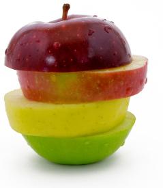 health_apple
