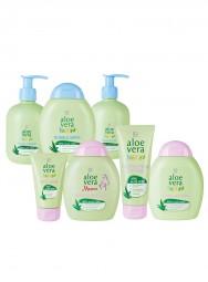 Aloe Vera Baby Set