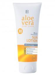 Aloe Vera Sonnenlotion LSF 30