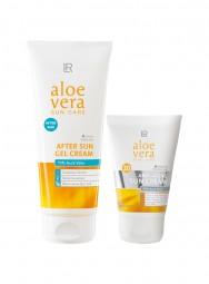 Aloe Vera Sun Protection & Care Set I