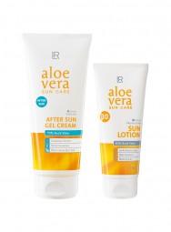 Aloe Vera Sun Protection & Care Set III