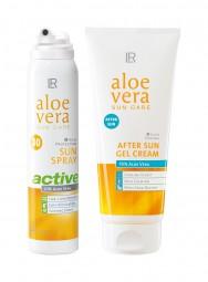 Aloe Vera Sun Sport & Care Set