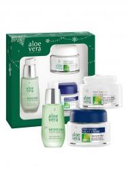 Aloe Vera Intensive Gesichtspflege-Set