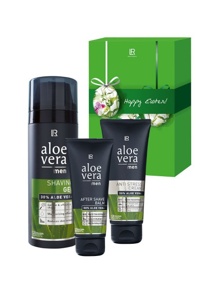 Lr-produktverkauf.de Aloe Vera Men-Set II Oster-Edition