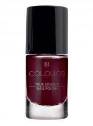 Colours True Colour Nail Polish - Black Cherry
