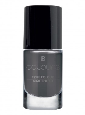 Colours True Colour Nail Polish Smokey Grey