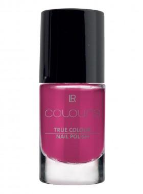 Colours True Colour Nail Polish - Foxy Fuchsia