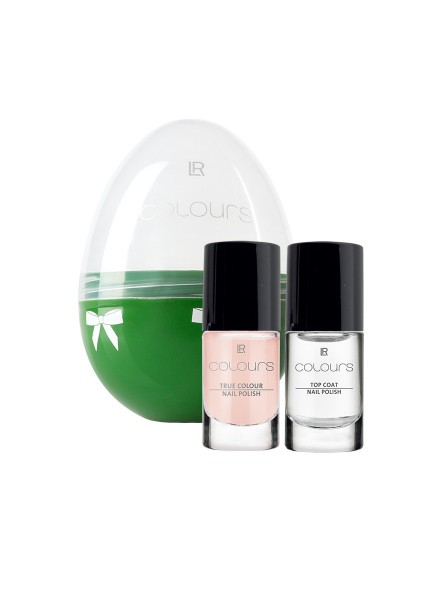 Nagellack & künstliche Nägel Colours Easter Egg No. 1 Frosty Vanilla