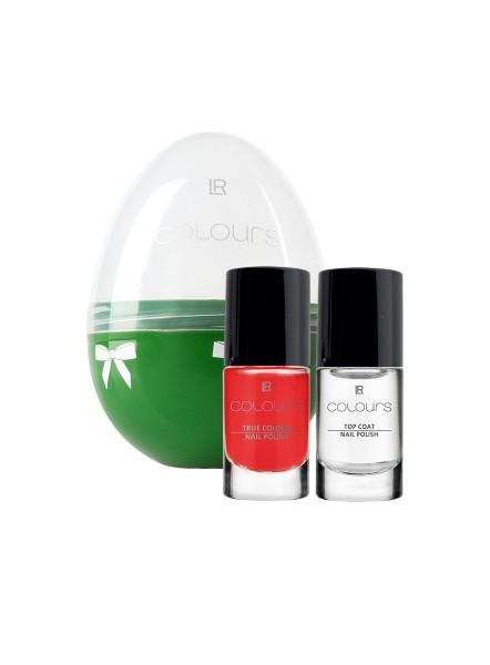 Nagellack & künstliche Nägel Colours Easter Egg No. 3 Happy Coral