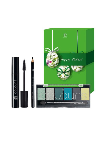 Augen Colours Easter Eye Cosmetics-Set