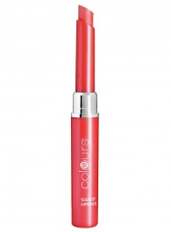 LR colours Glossy Lipstick - Crystal Peach