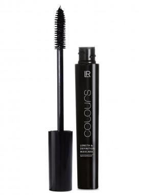 Colours Length & Definition Mascara, waterproof