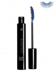 LR colours Volume & Curl Mascara - Blue