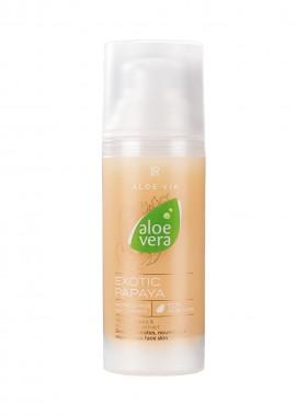 LR ALOE VIA Limitierte Aloe Vera Exotic Papaya Erfrischende Gel Creme