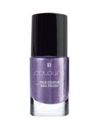 LR COLOURS True Colour Nail Polish Ultra Violet