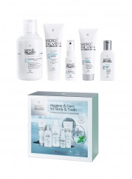 LR MICROSILVER PLUS Hygiene & Pflege Set