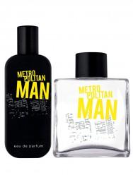 Metropolitan Man Duft-Set II: EdP & After Shave