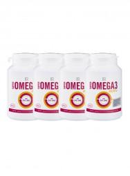 Super Omega 3 aktiv 4er Pack