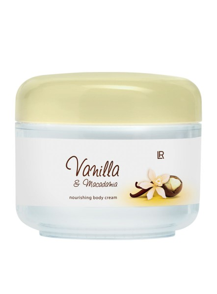 Lr-produktverkauf.de Vanilla & Macadamia Körpercreme