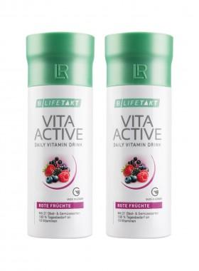 Vita Active Rote Früchte 2er Set
